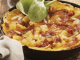 tortilla épicée au chorizo