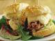 burger de boeuf au saint-marcellin