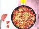 Eblysotto aux poivrons et chorizo