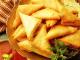 Samossas indiens à la pomme de terre