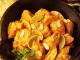 Velouté de curry de poulet