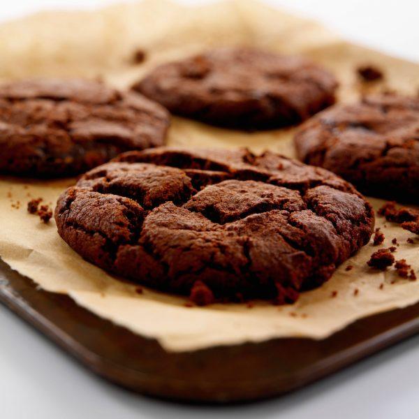 cookies tout chocolat