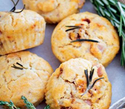 recette muffins lardons emmental