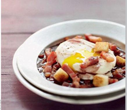 recette œufs meurette