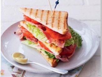 recette sandwich diététique