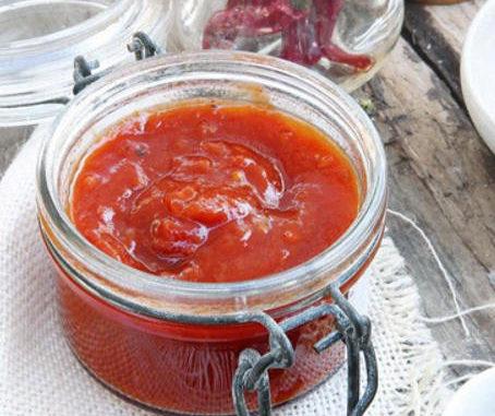 Recette ketchup facile et rapide
